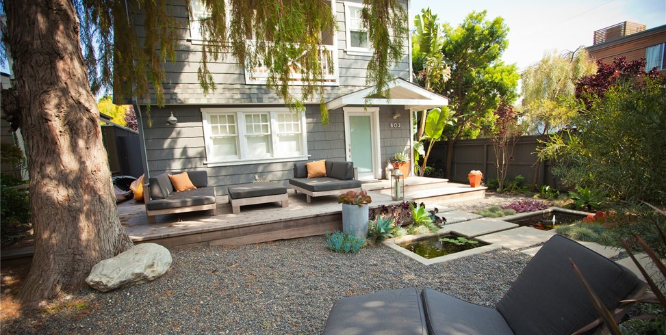 Image of: Low Maintenance Landscaping Ideas Yard