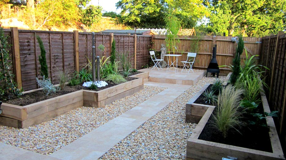 Image of: Low Maintenance Landscaping Ideas For Backyard