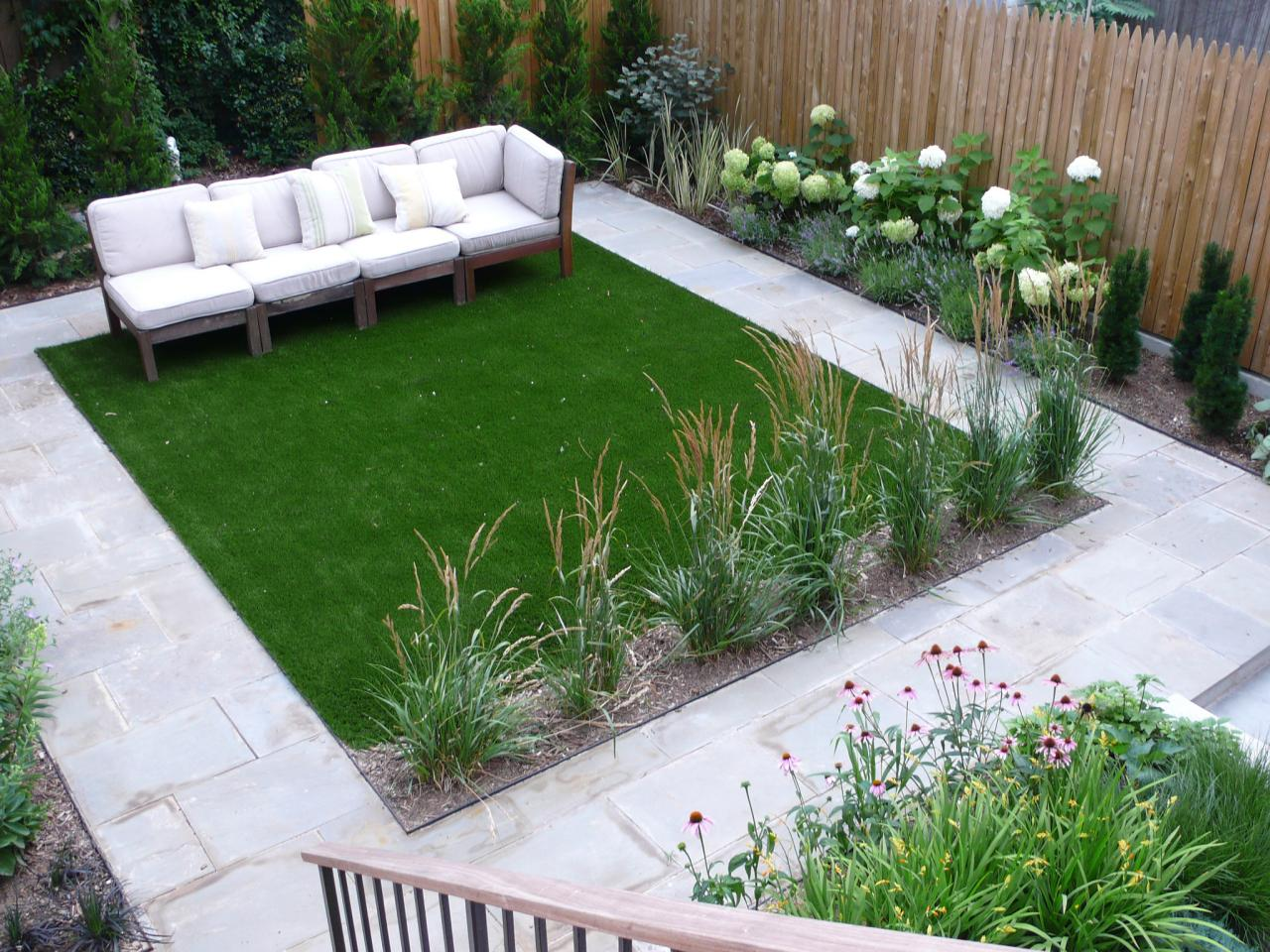 Image of: Original Low Maintenance Landscaping Ideas