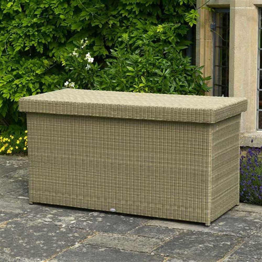 Image of: Design Outdoor Storage Box For Cushions