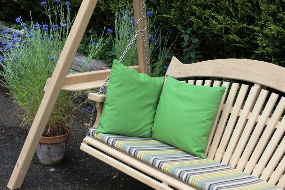 Image of: Outdoor Cushions For Swings Porch