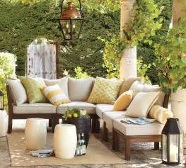Image of: Outdoor Lounge Cushions Set