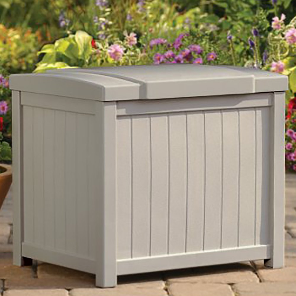 Image of: Wonderful Outdoor Storage Box For Cushions