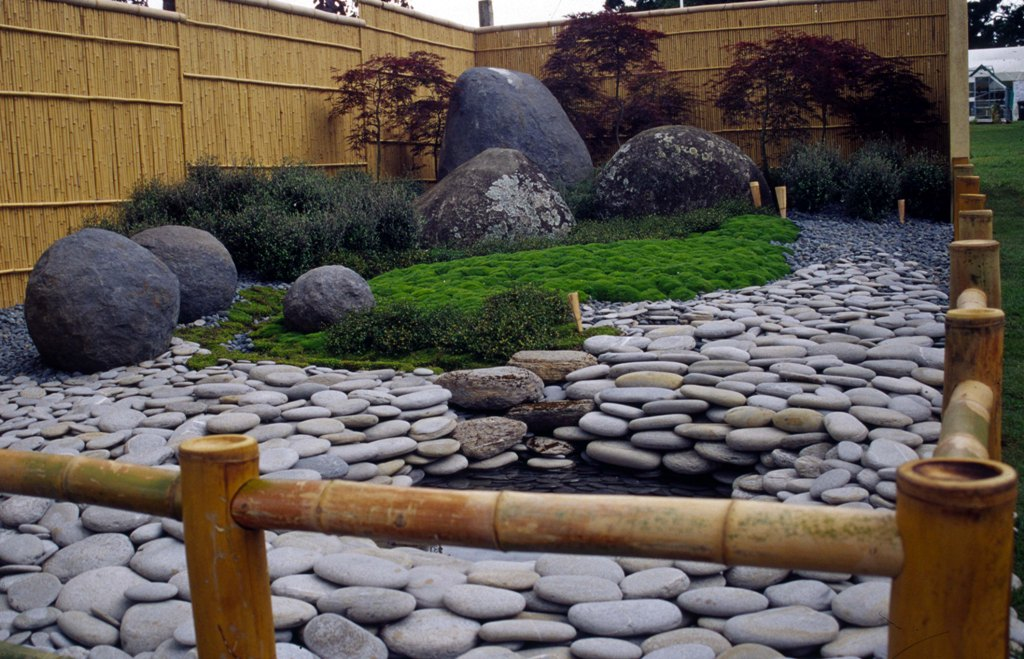 Image of: Landscaping Pebbles Australia