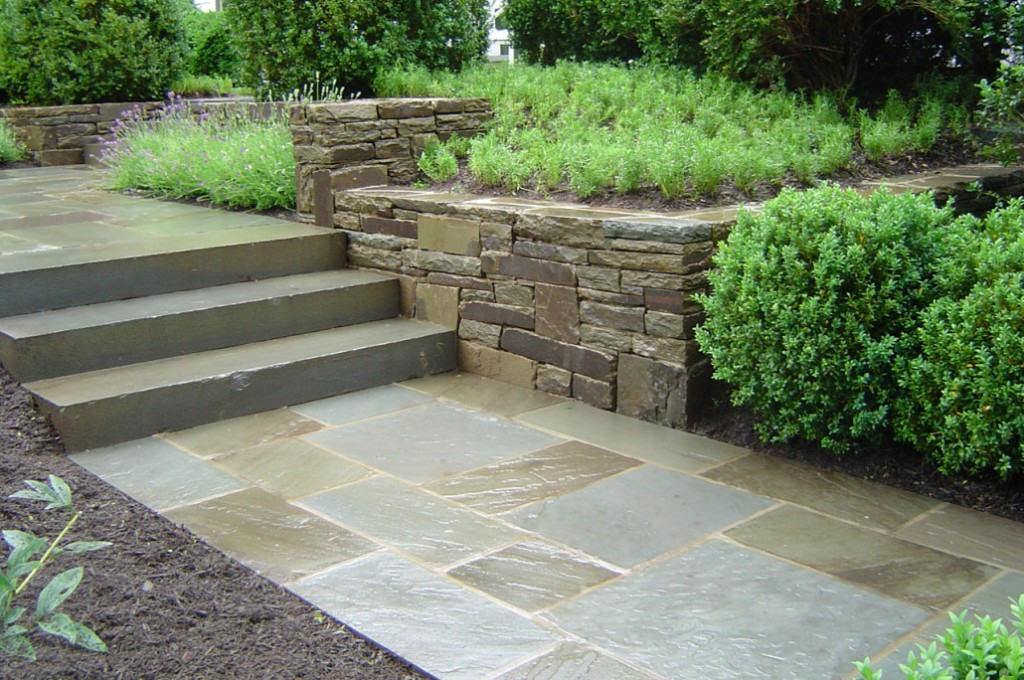 Image of: Path And Walkway Landscaping Ideas