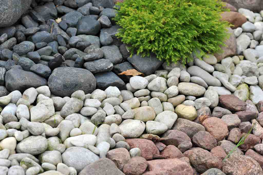 Image of: River Pebbles Landscaping Adelaide