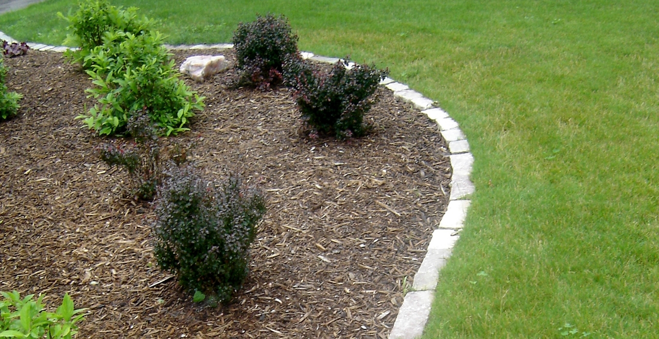 Image of: Chilton Landscape Edging Buechel Stone Pertaining To Edging Landscaping Distinctive Edging Landscaping Style