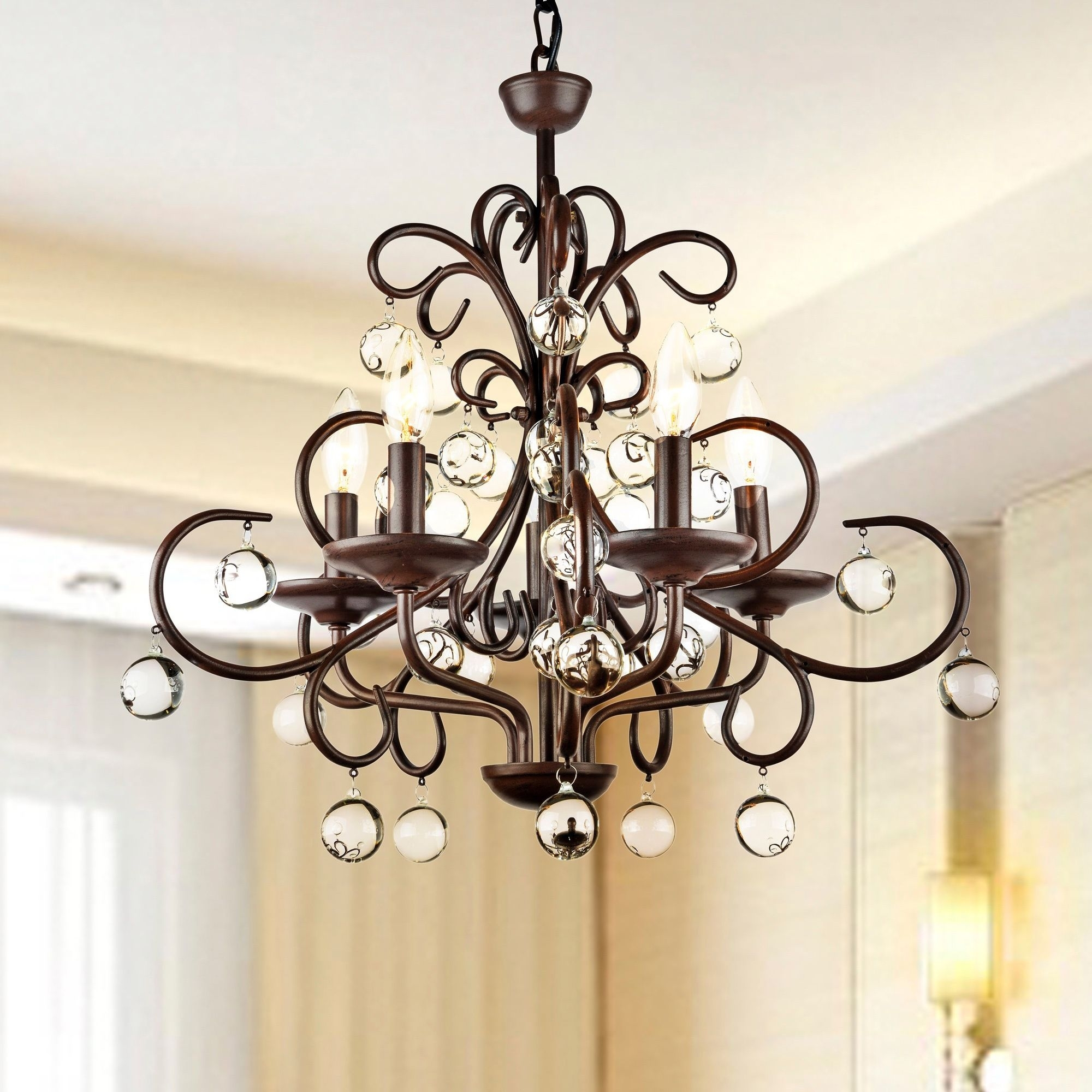 Image of: Decorating Amazing Light Wrought Iron Outdoor Light Fixtures