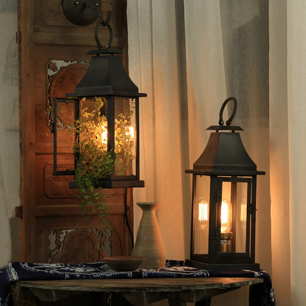 Image of: Light Fixtures Lovely Wrought Iron Outdoor Light Fixtures