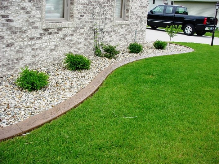 Fresh Idea For Landscaping Edging Projects To Try Pinterest Within Edging Landscaping Distinctive Edging Landscaping Style