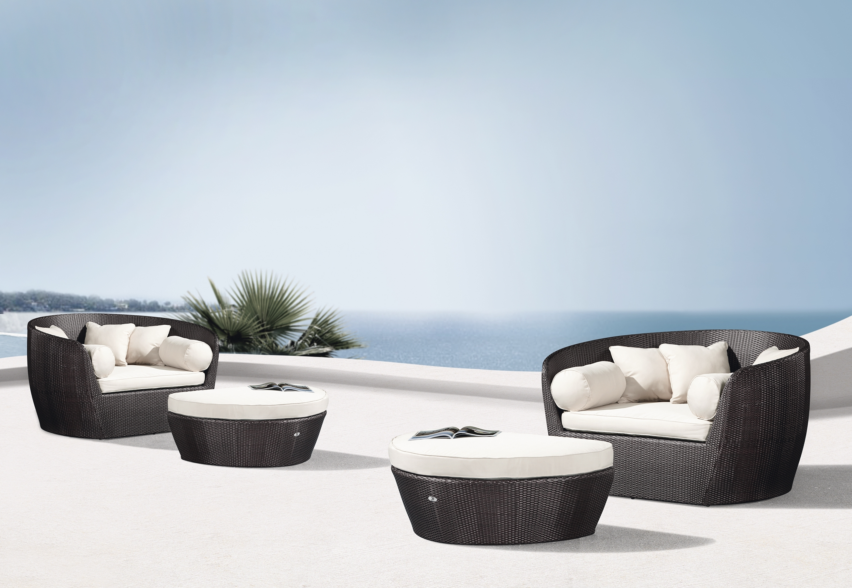 Furniture Enchanting Outdoor Furniture Design With Nice Walmart Throughout Modern Outdoor Lounge Furniture Best Modern Outdoor Lounge Furniture