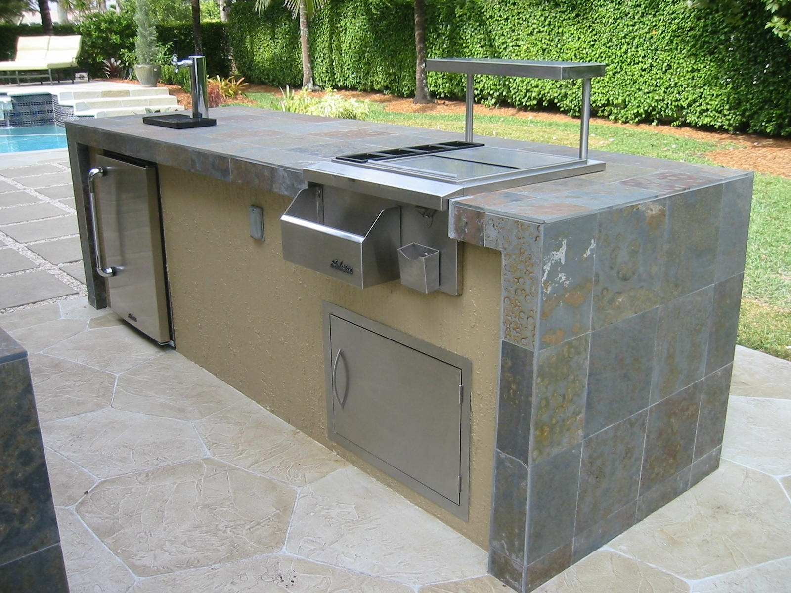 Image of: Kitchen Modular Outdoor Kitchens Outdoor Sinks For Bbq Bbq Kits Within Bbq Outdoor Kitchens Bbq Outdoor Kitchens For Perfect Time