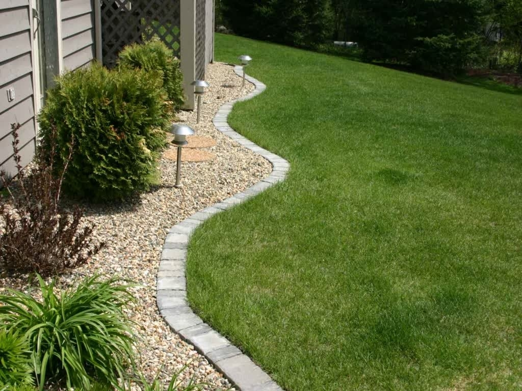 Image of: Landscaping Decorifusta Intended For Edging Landscaping Distinctive Edging Landscaping Style