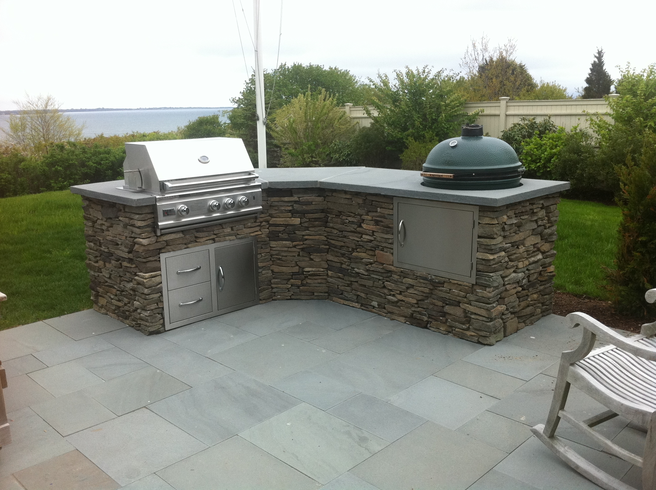 Image of: Outdoor Kitchens Modular Outdoor Kitchen Cabinets Throughout Bbq Outdoor Kitchens Bbq Outdoor Kitchens For Perfect Time