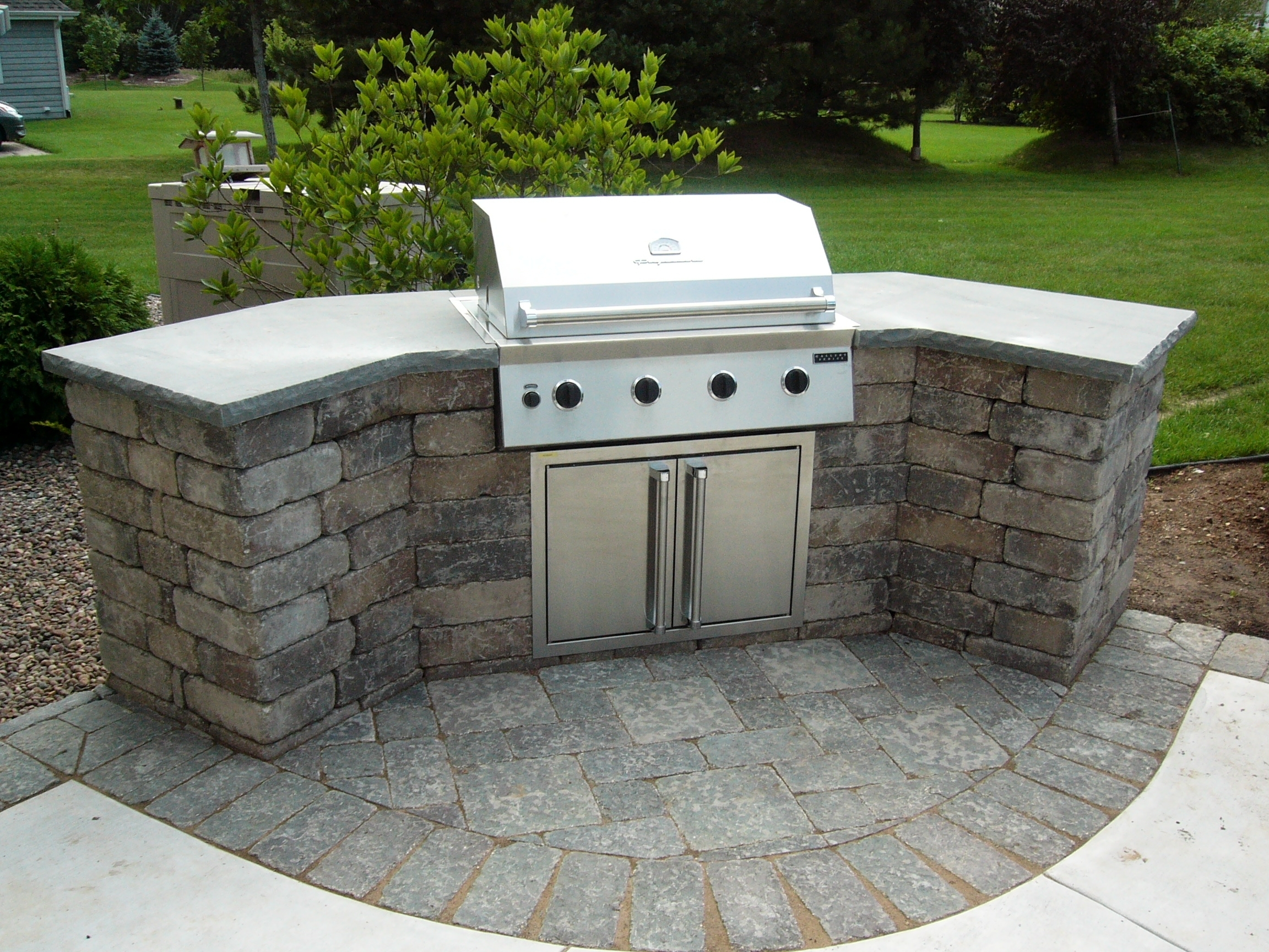 Image of: San Antonio Outdoor Kitchens Installation Design In Bbq Outdoor Kitchens Bbq Outdoor Kitchens For Perfect Time