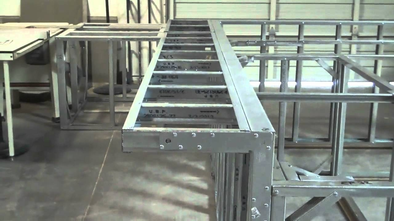 Image of: Scottsdale Pre Fab Outdoor Kitchen Frame Bbqcoach Youtube Intended For Metal Frame Outdoor Kitchen Strong And Durable Metal Frame Outdoor Kitchen