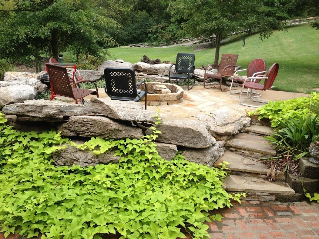 Image of: Services Rock Creek Landscaping With Creek Landscaping Ideas Create Creek Landscaping