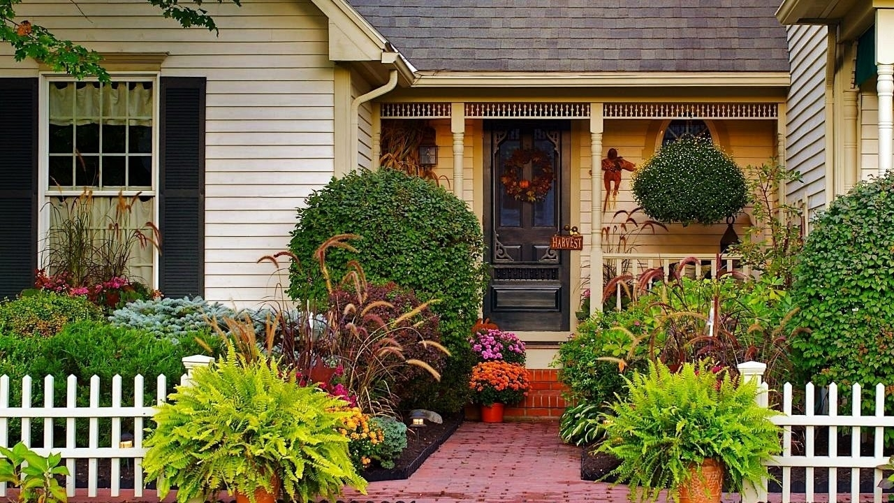 Small Front Yard Landscaping Ideas 2017 Youtube For Small Front Yard Landscaping The Best Small Front Yard Landscaping Idea