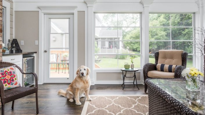 3 Season Porch Windows Designs