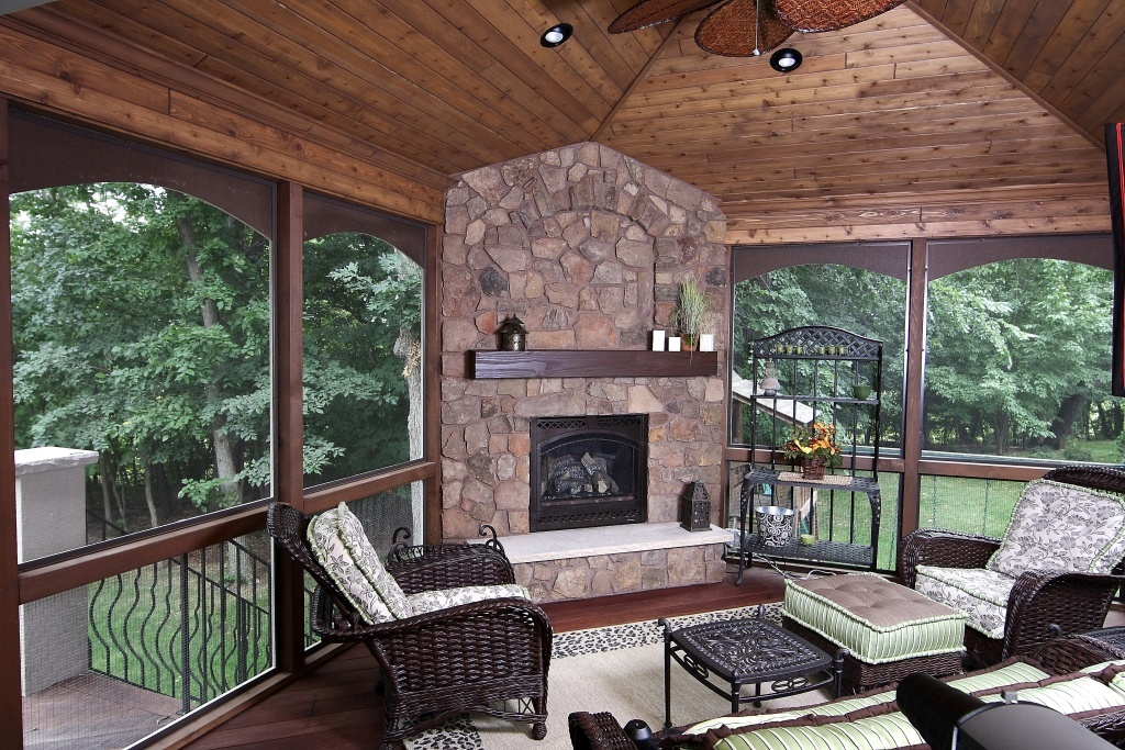 4 Season Porch Design Plans