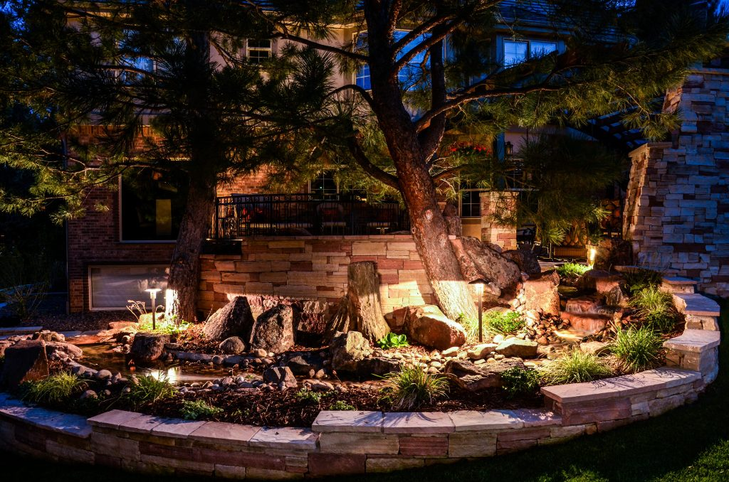 Image of: Ace Landscape Lighting Connectors