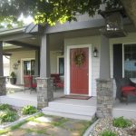 Adding a Front Porch to a Home