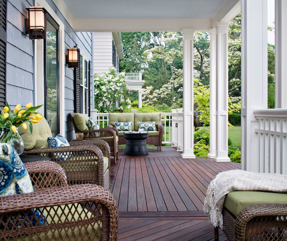 Image of: Awesome Front Porch Chairs