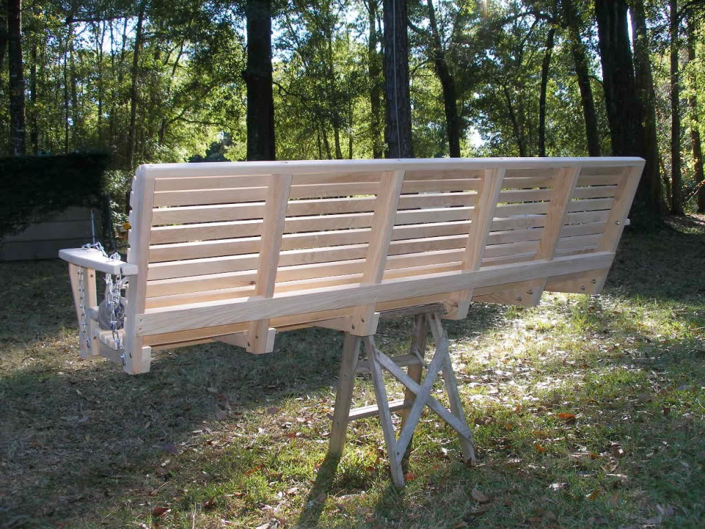 Image of: Awesome Heavy Duty Porch Swing