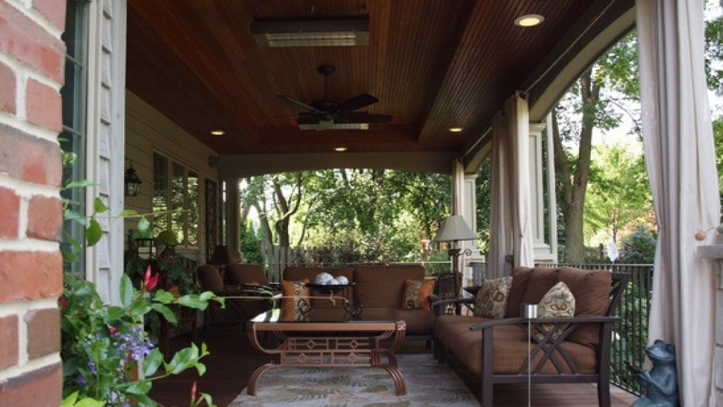 Back Porch Designs for a Mobile Home