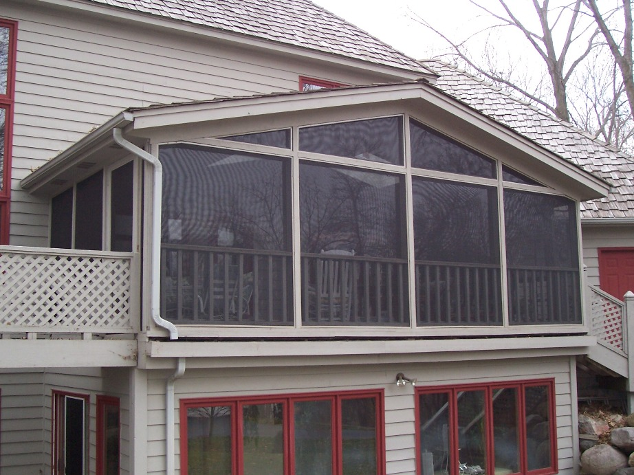 Image of: Best Acrylic Panels For Screened Porch