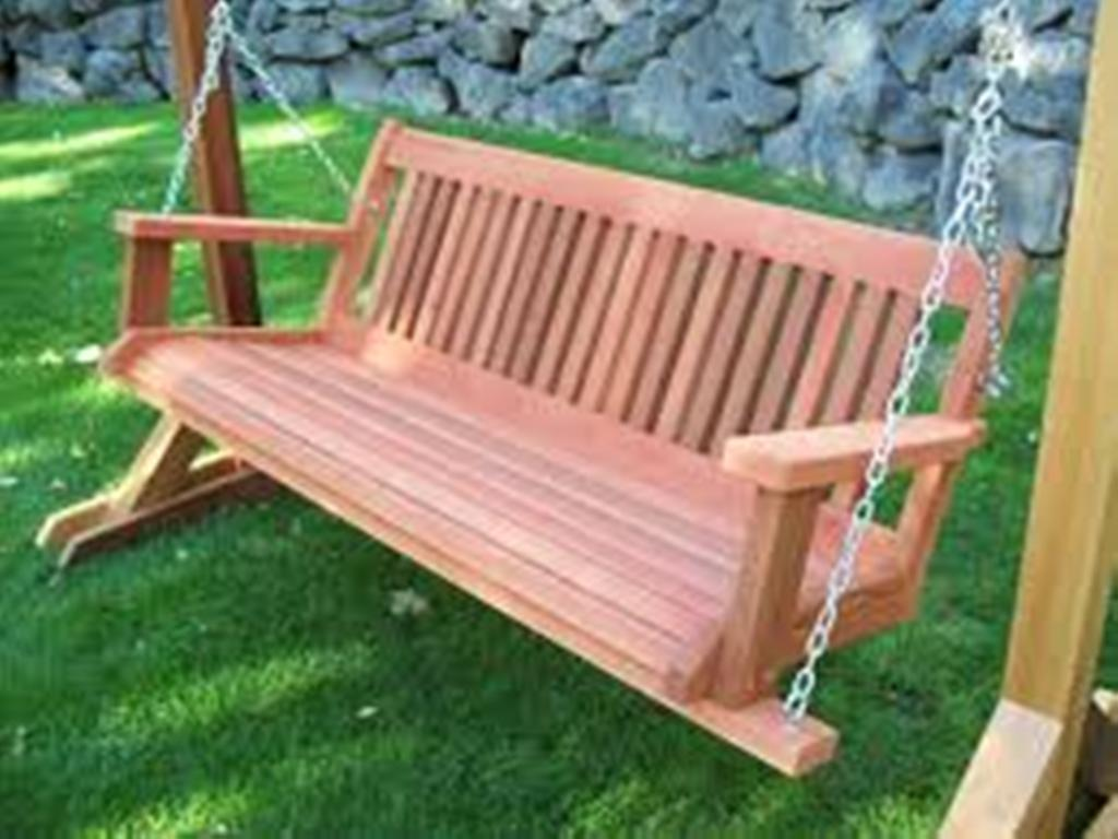 Image of: Best Ana White Porch Swing