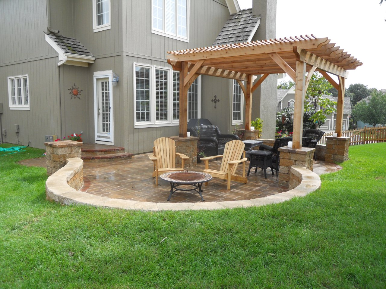 Image of: Best Backyard Porch Ideas