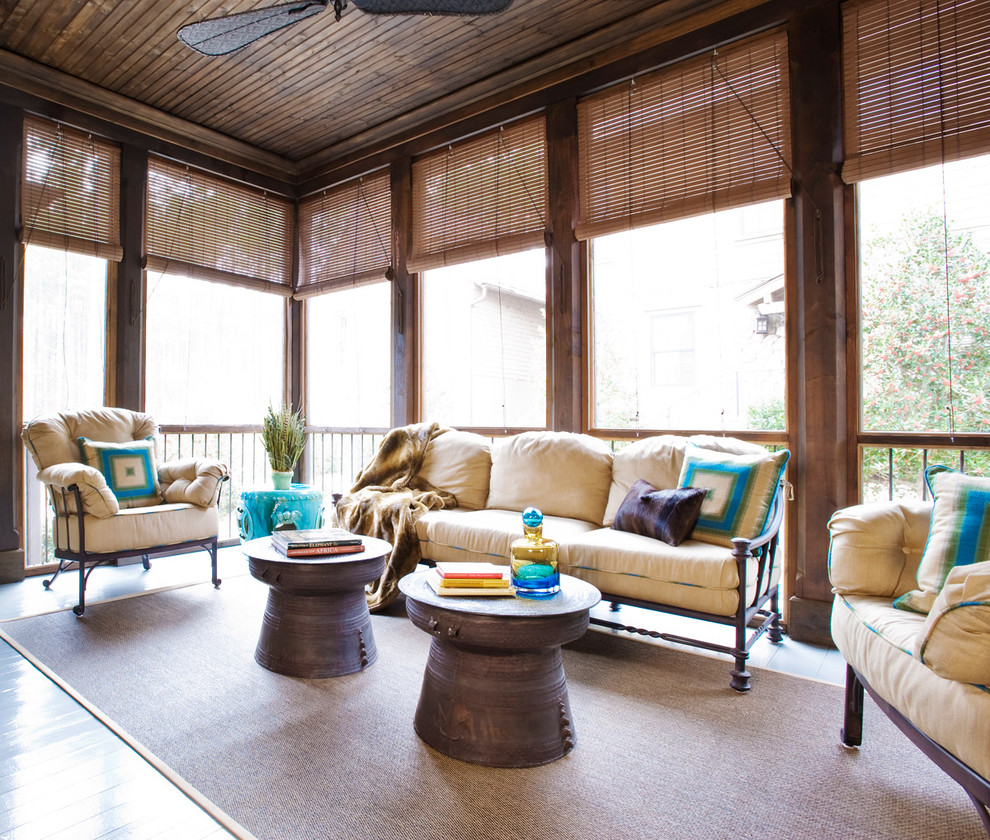 Best Bamboo Porch Shades Design