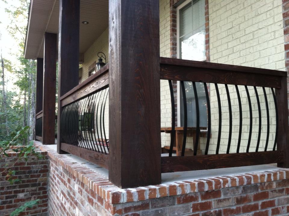 Image of: Best Gate For Front Porch Design