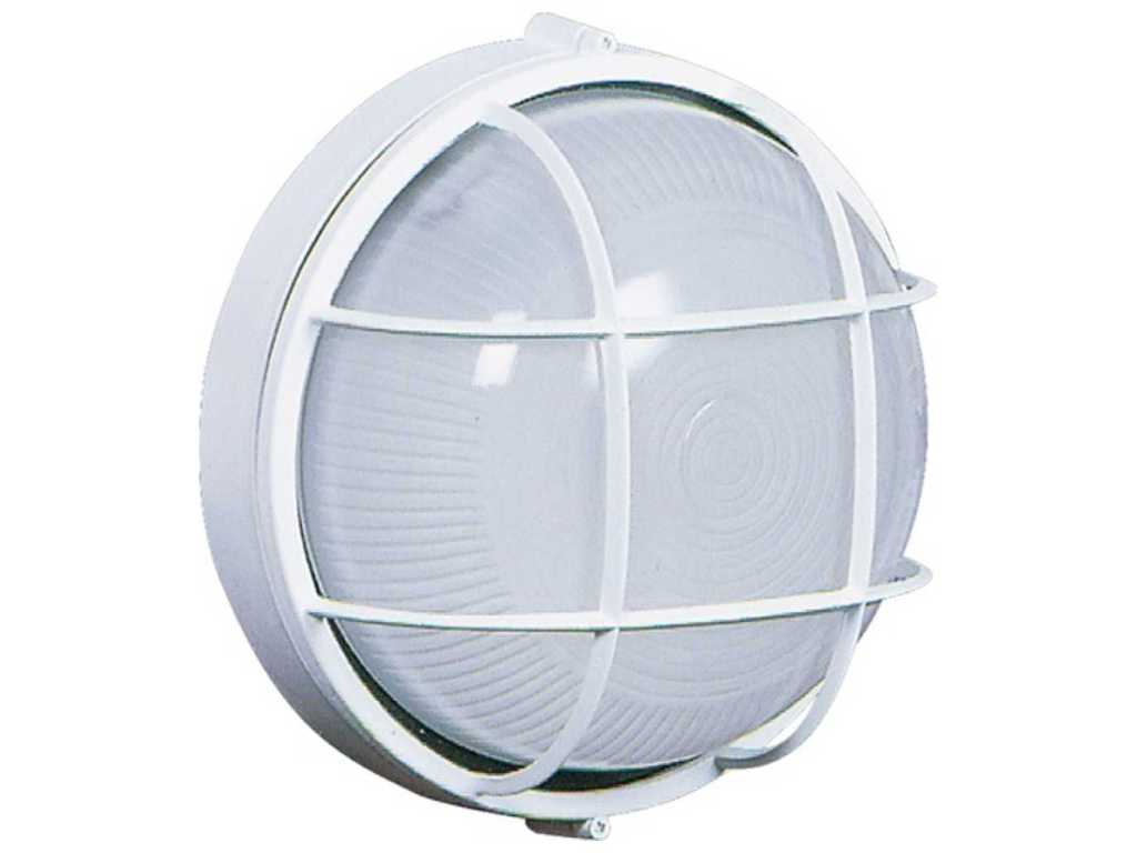 Image of: Best Half Round Outdoor Wall Lights