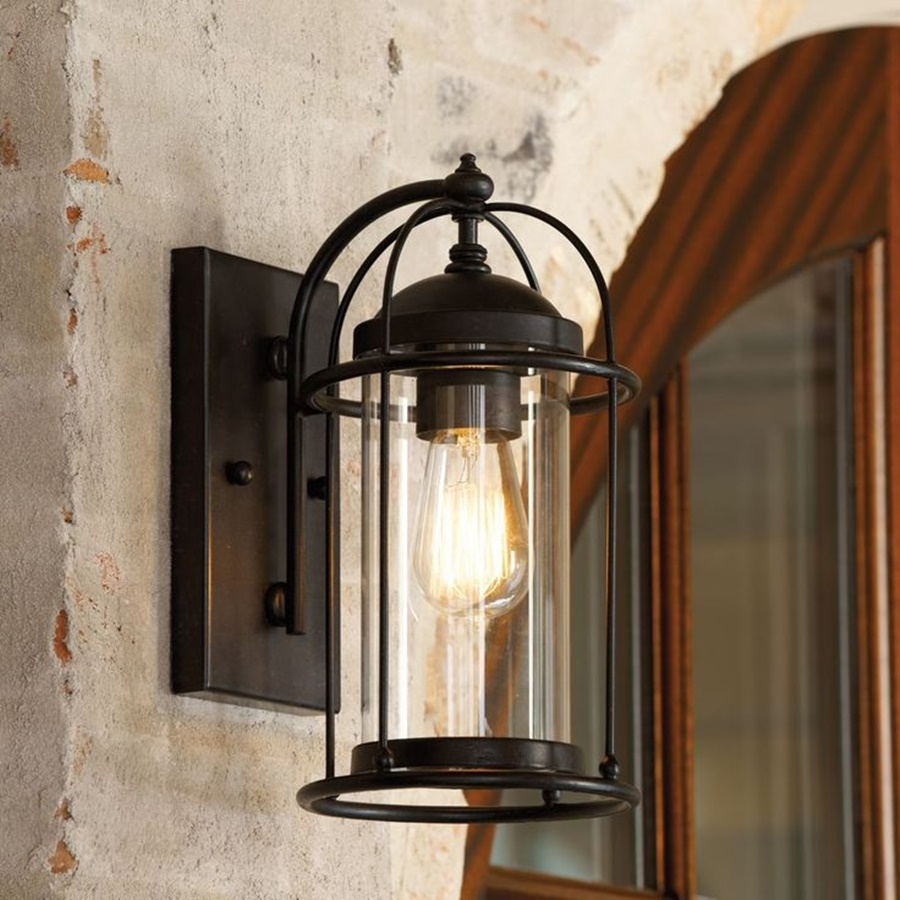 Image of: Best Lantern Porch Lights