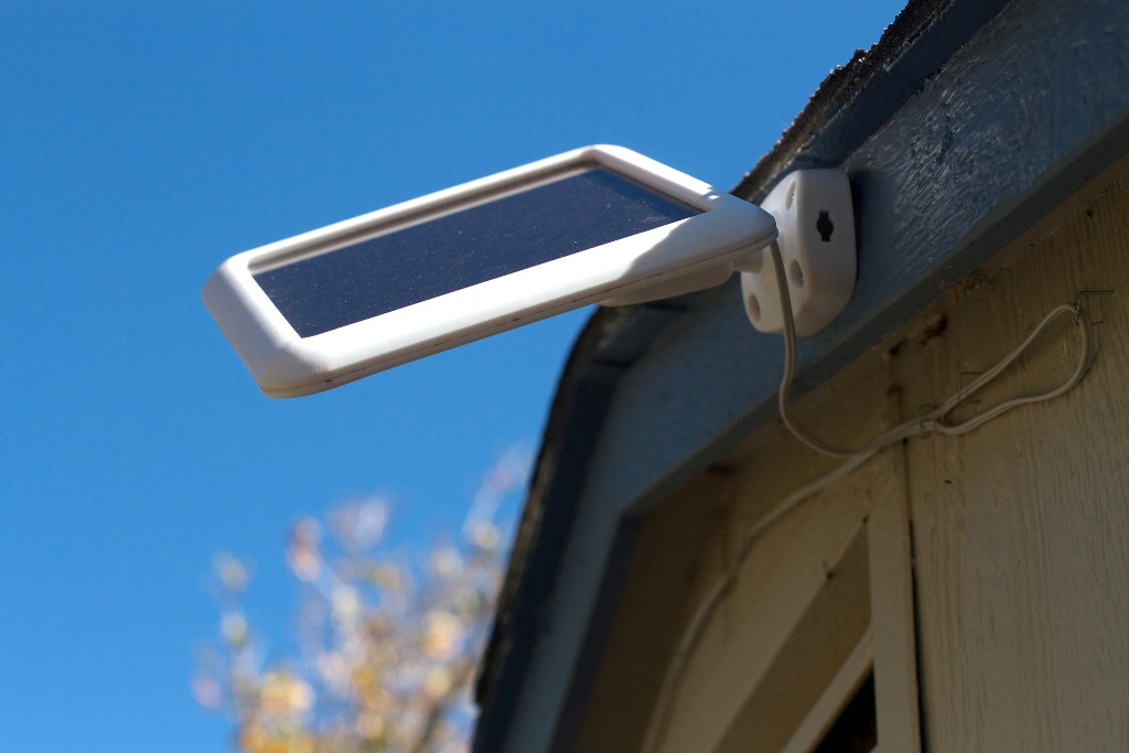 Image of: Best Motion Activated Porch Light