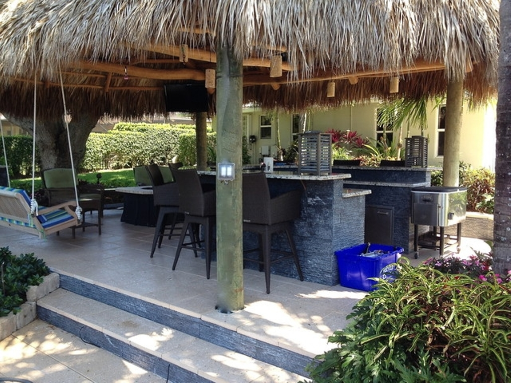 Image of: Best Outdoor Kitchen Fort Lauderdale Ideas