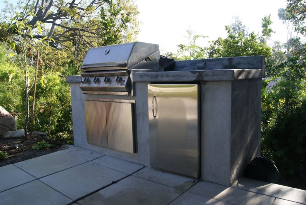 Image of: Best Outdoor Kitchen Fort Lauderdale