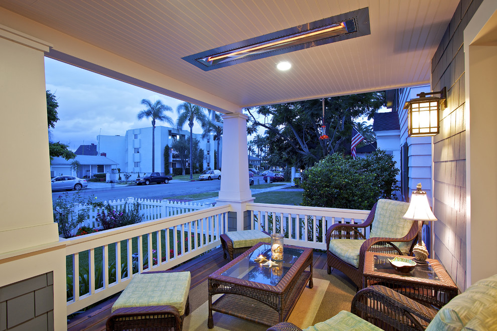 Image of: Best Porch Heaters