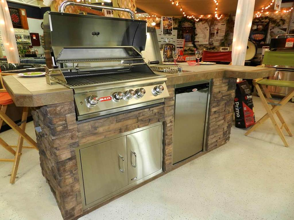 Image of: Bull Outdoor Kitchen Covers