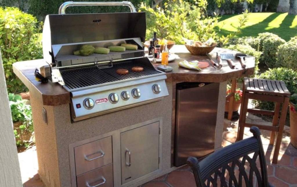 Image of: Bull Outdoor Kitchen Drawers