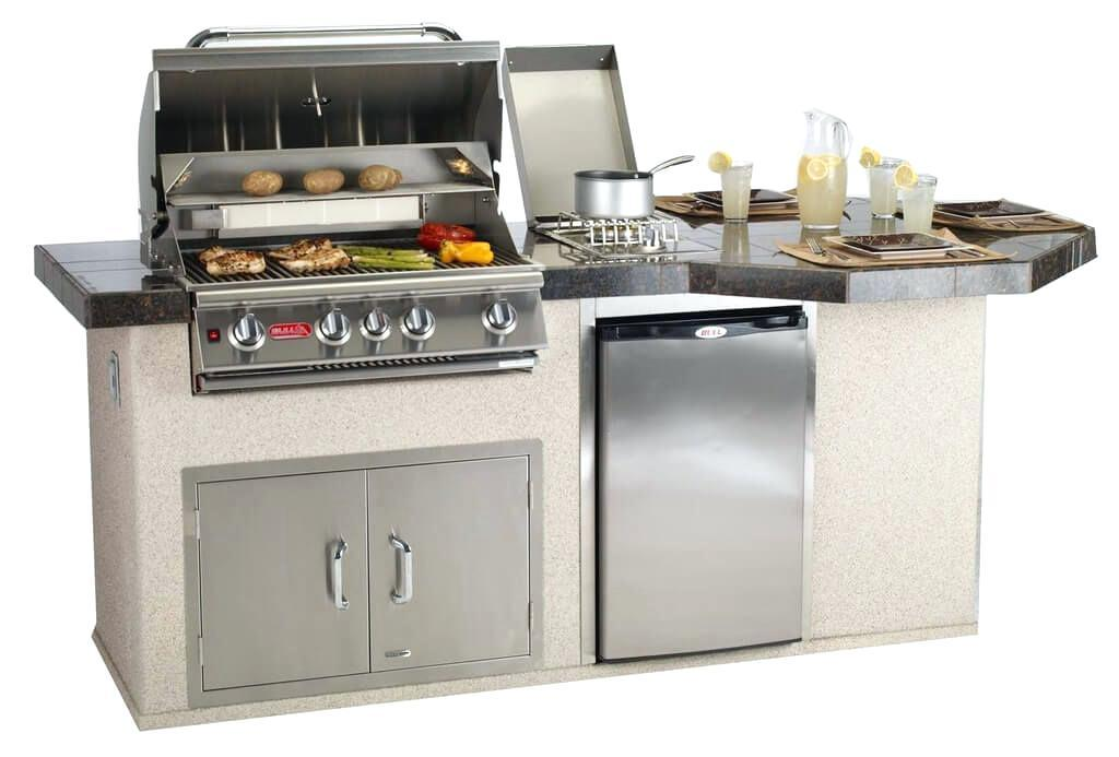 Image of: Bull Outdoor Kitchen Kits