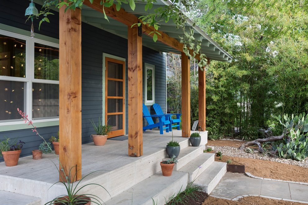 Image of: Cedar Porch Posts Best