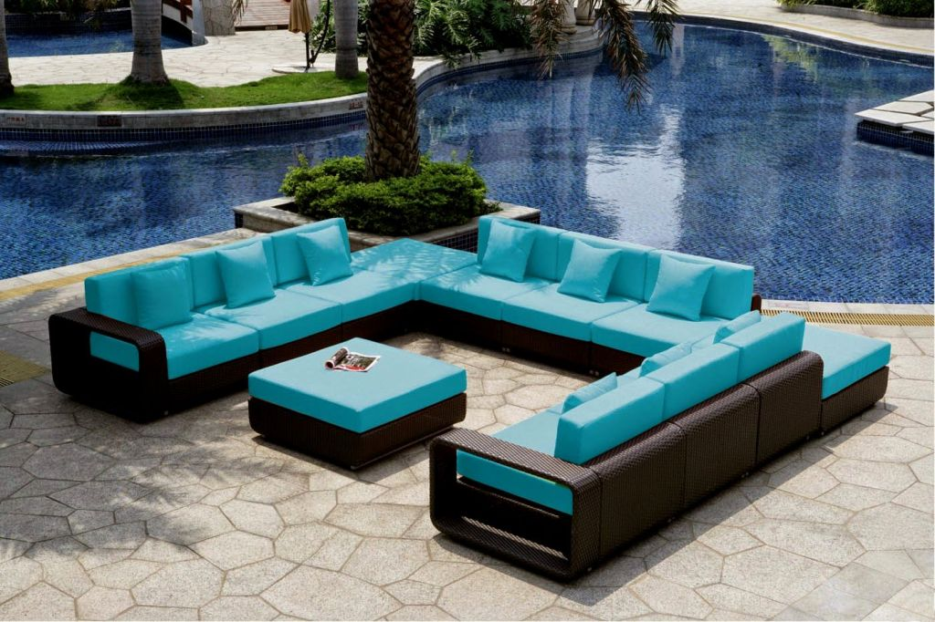Image of: Cheap Modern Outdoor Furniture