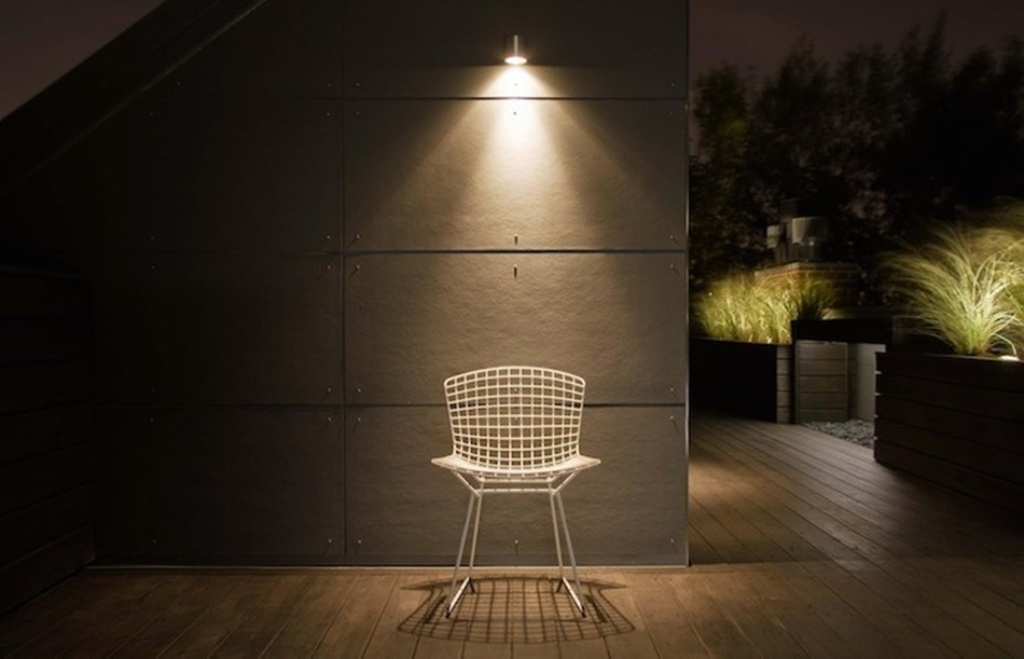 Image of: Contemporary Outdoor Wall Light Fixtures