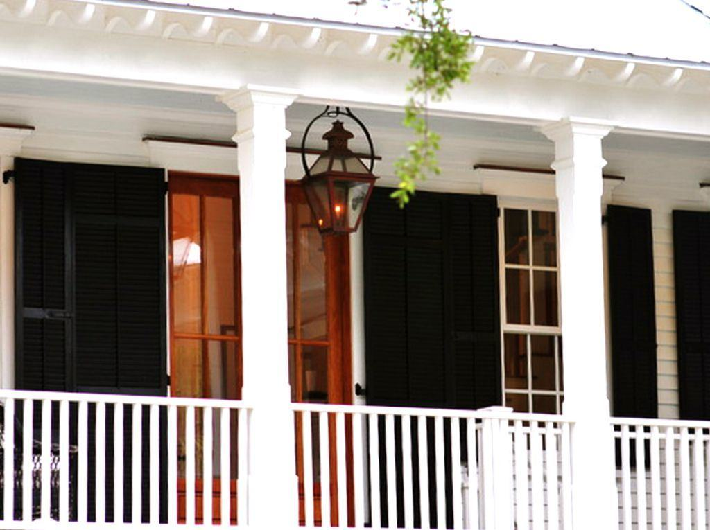 Image of: Copper Porch Light Collections