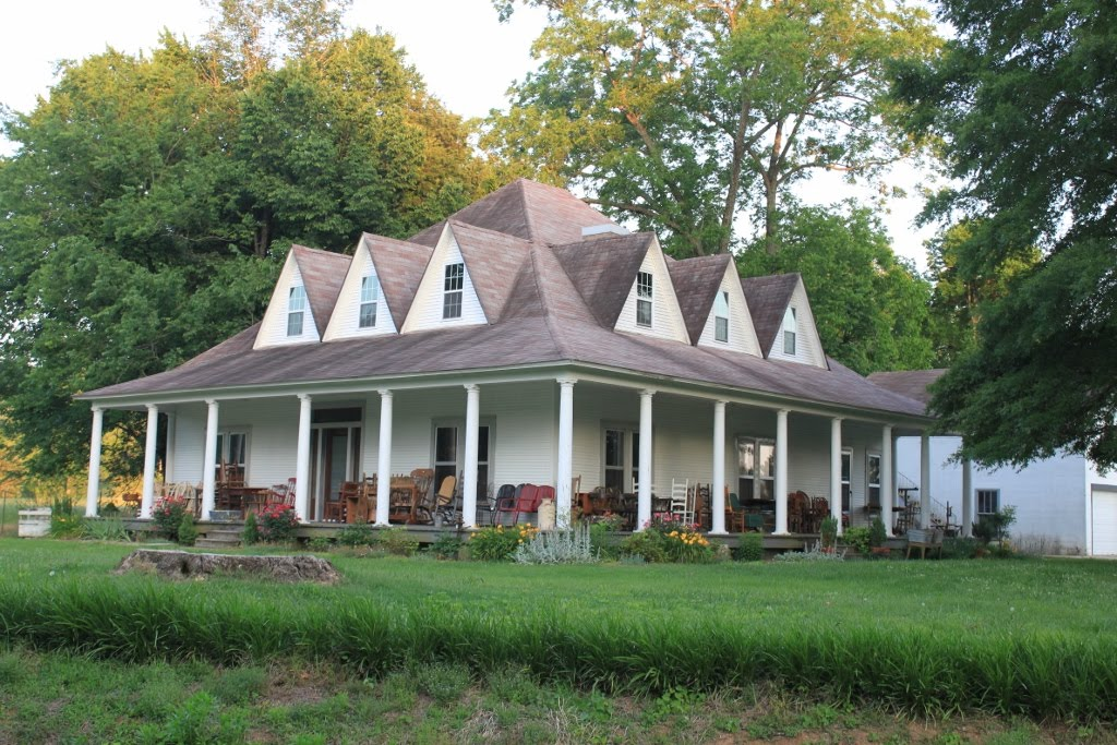 Image of: Country Porch Large