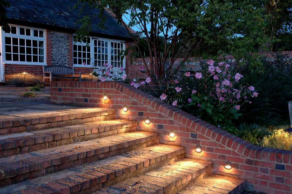 Image of: Country Western Outdoor Lighting