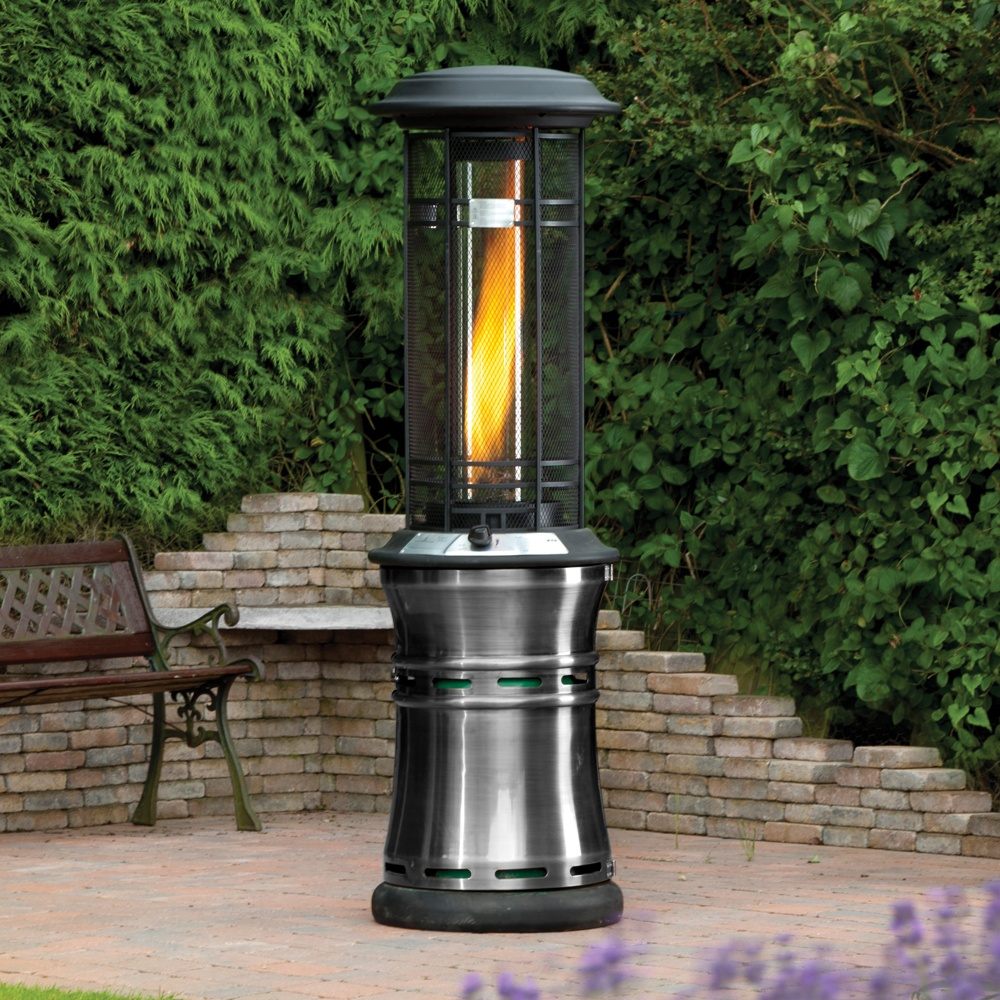Image of: Cute Porch Heaters